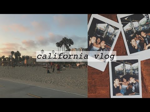 weekend in my life // california travel vlog