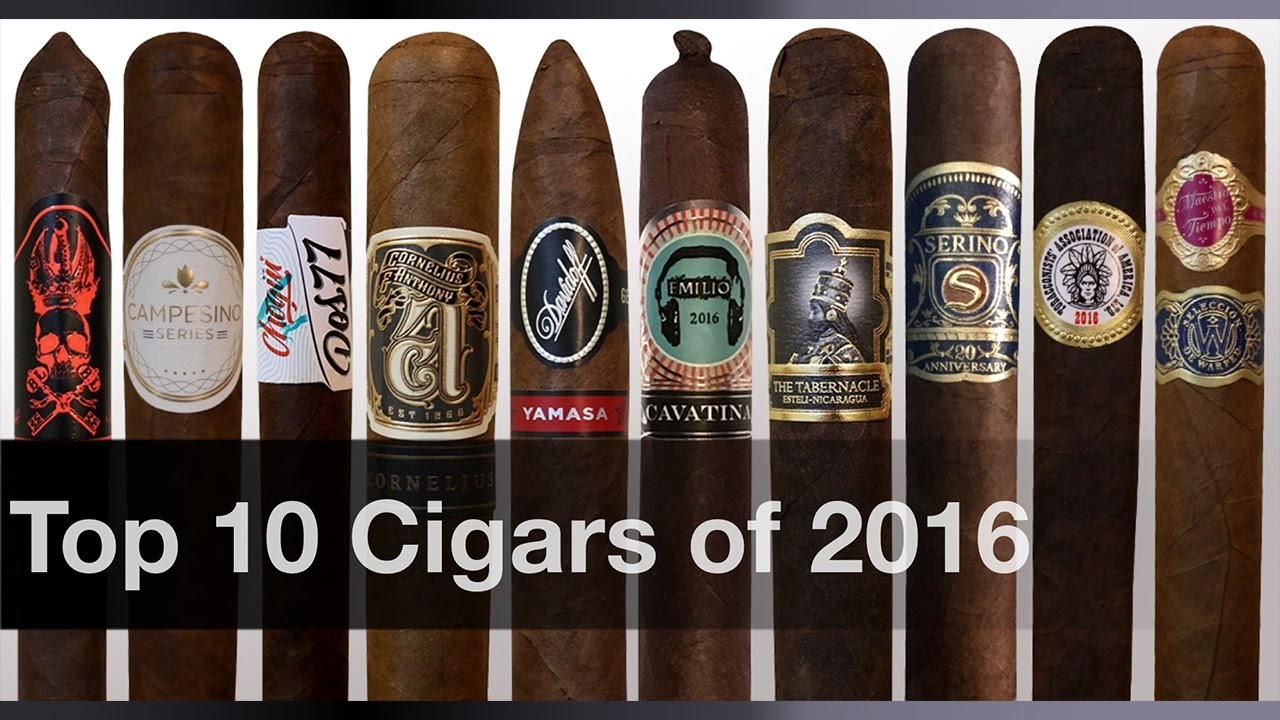 Cigar Reviews - Magazine cover
