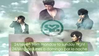 Green Peas - SS501 - Romanizacion y Letra en Español - 더블에스오공일