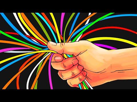 告訴你為什麼電線要分那麼多種顏色