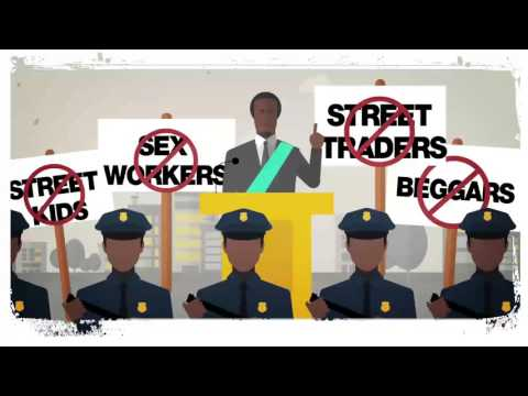 Open Society Video for Decriminalising Petty Offenses in Africa