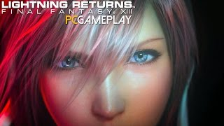 Lightning Returns: Final Fantasy XIII Gameplay (PC HD)
