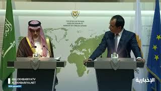وزير الخارجية: زيارتي لقبرص تهدف لتطوير العلاقات المتميزة بين البلدين