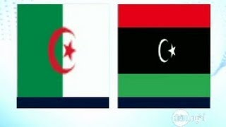 زيدان يصل إلى الجزائر في أول زيارة له خارج بلاده