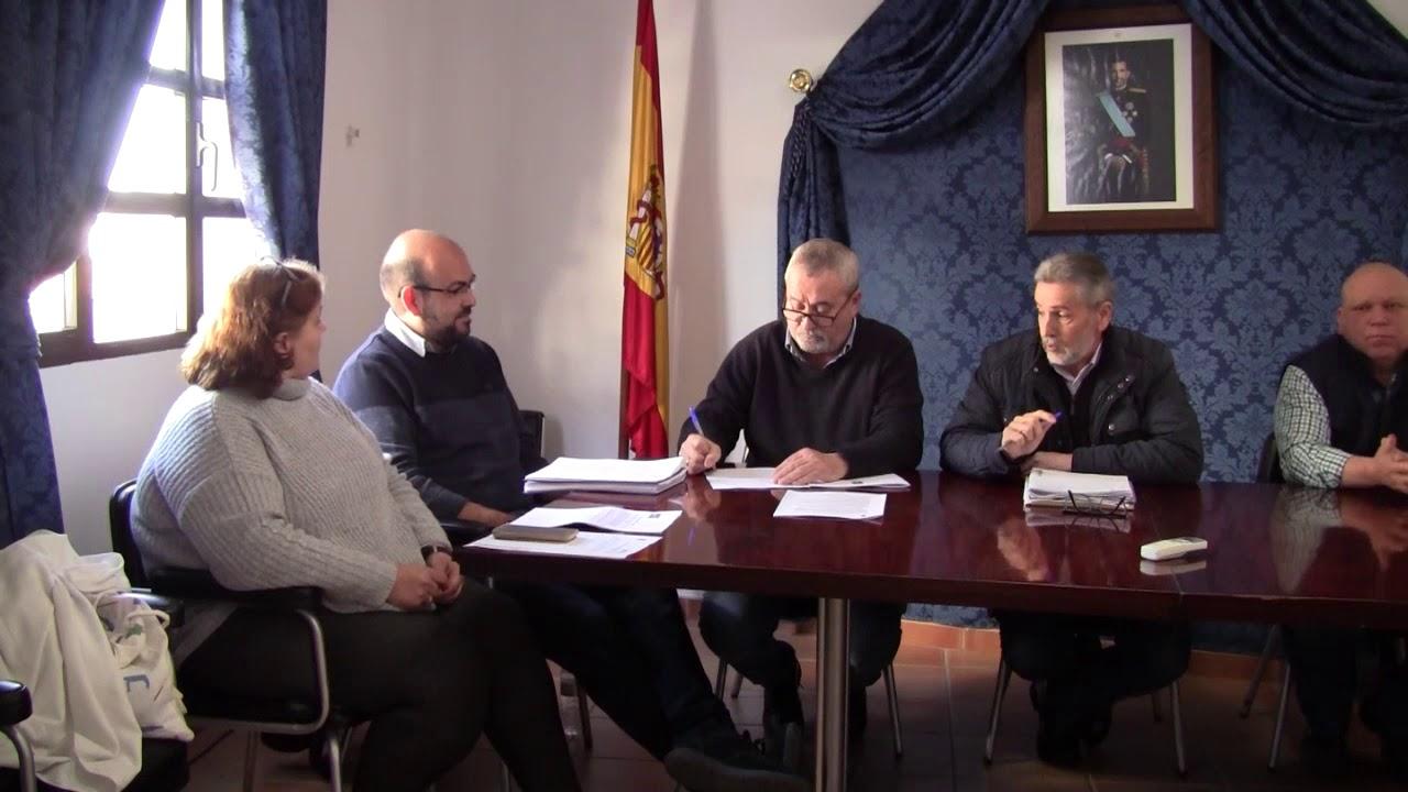 Pleno Montejaque Enero 2020