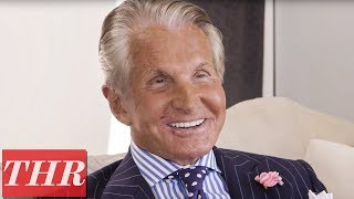 George Hamilton Shares The Most Memorable Actresses, Life Lessons & His Famous Tan | THR