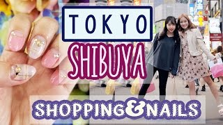 Girl's Day in TOKYO | Shopping in SHIBUYA, Nails & Haul | ft. Sunnydahye