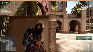 Ghost Recon Phantoms - Feel the power of my gun on Peshawar [FullHD]