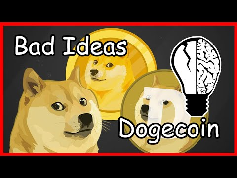 Dogecoin: The Rise and Fall of the World's Cutest Cryptocurrency - Bad Ideas #43
