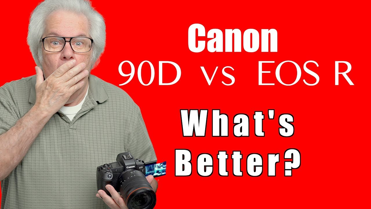 Canon 90d Vs Eos R What S The Better Camera For 80d Upgrade