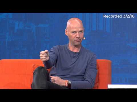 Udacity investor George Zachary & CEO/co-founder Sebastian Thurn differ about the future of jobs.