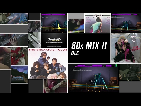 80s Mix II - Rocksmith 2014 Edition Remastered DLC