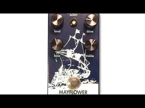 Walrus Audio Mayflower Overdrive Demo