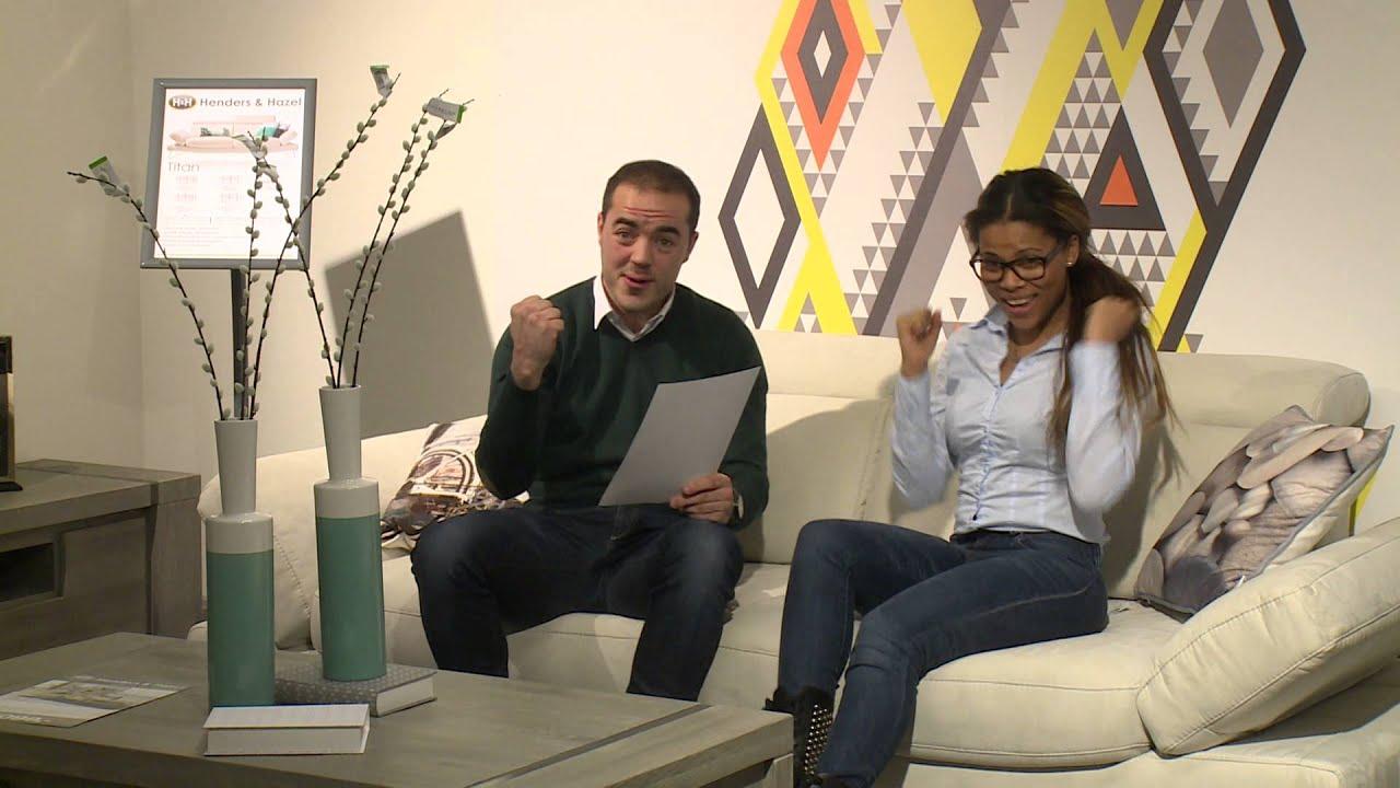 Meubles Henders Et Hazel meubles mailleux - spot publicitaire - nouvelle collection henders & hazel