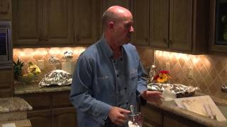 Cajun Ed Shows How To Make Gravy