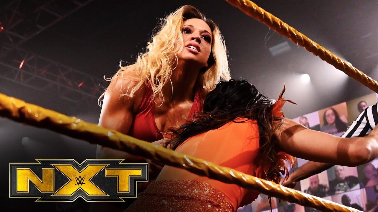 Download Zoey Stark vs. Valentina Feroz: WWE NXT, Feb. 17, 2021