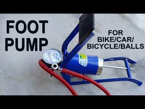 Foot Pump For