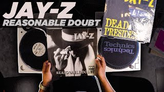 Discover The Classic Samples Used On Jay-Z's 'Reasonable Doubt' Mp3