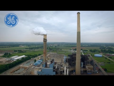 OMU & GE: Pioneering the Digital Power Plant for Steam