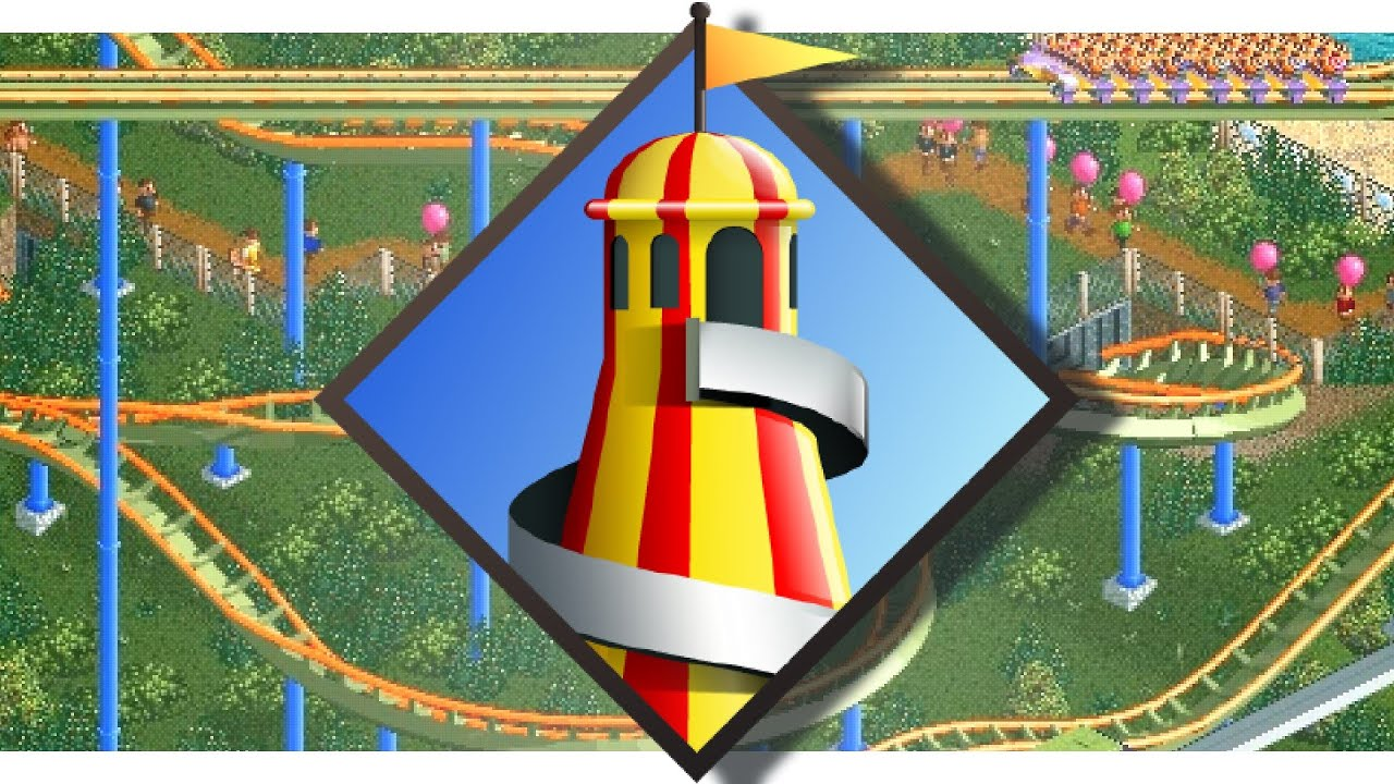 Open RCT2 - The Open Source RollerCoaster Tycoon 2 Project