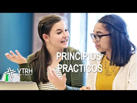 PRINCIPIOS PRACTICOS PARA LA VIDA