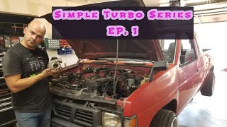 Turbo Your D21 EP. 1
