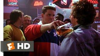 Necessary Roughness (4/10) Movie CLIP - Bar Brawl (1991) HD