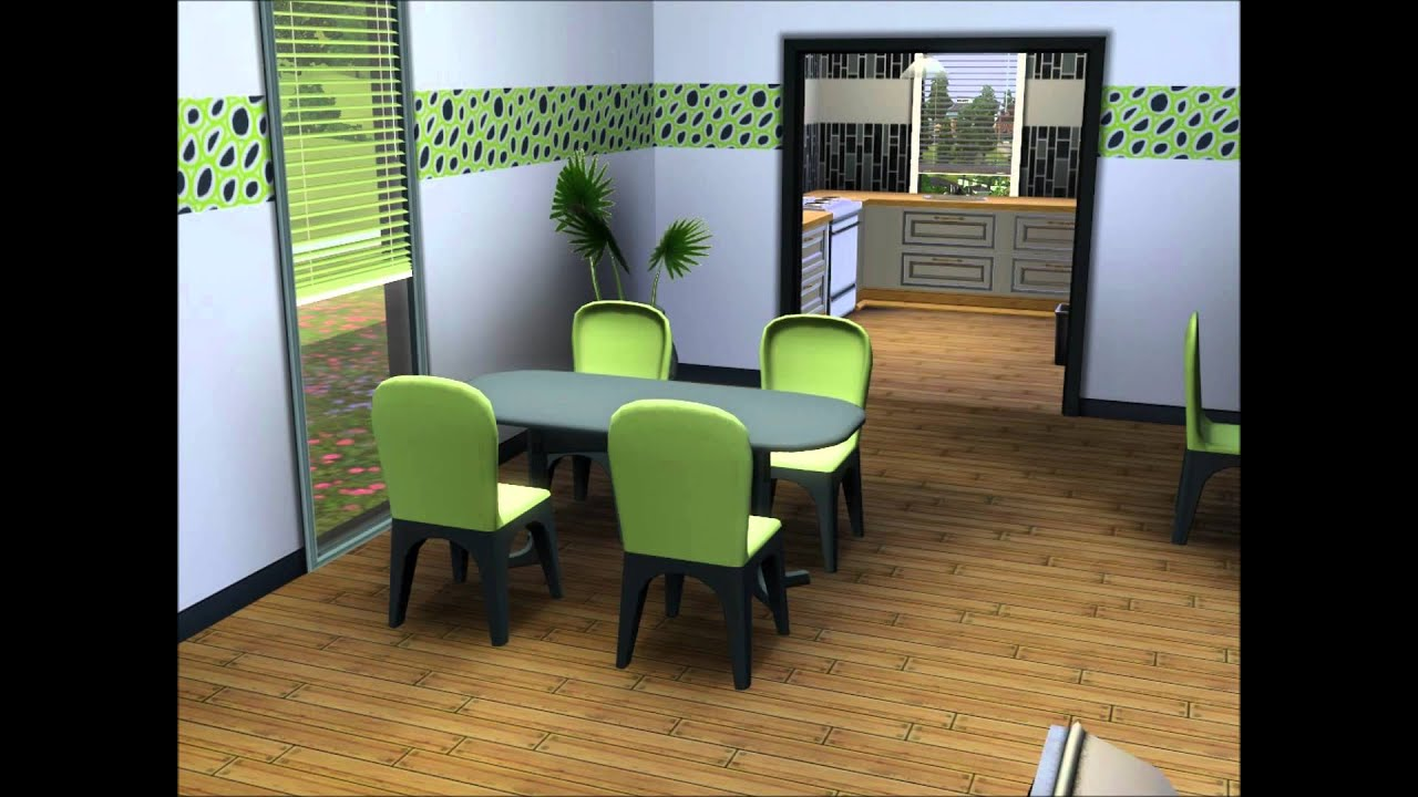 Sims 3 low budget Haus - YouTube