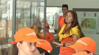As Actividades de Verán visitan o museo MEIRANDE