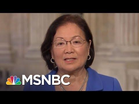 Senator Mazie Hirono On Sexual Harassment: We Need To