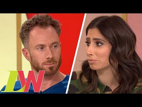 Stacey and James Jordan Share Their Thoughts on Child Obesity   Loose Women