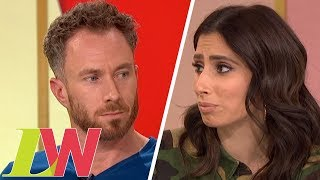 Stacey and James Jordan Share Their Thoughts on Child Obesity | Loose Women