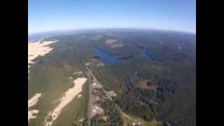 Flight over Reedsport, 2013