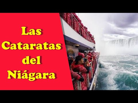 Las Cataratas Del Niágara