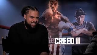 Creed 2 Steven Caple JR Interview