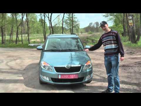 Фото к видео: Skoda Fabia 1,2 TDI Что за мотор? Тест драйв