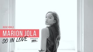 Marion Jola So In Love Lyric Video