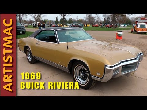 69 Buick Riviera At Spring Jefferson Car Show 2016 Youtube