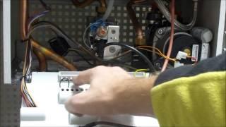 видео Газовый котел Nova Florida Vela Compact CTN 24 AF Bitermica