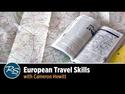 European Travel Skills with Cameron Hewitt Mp3