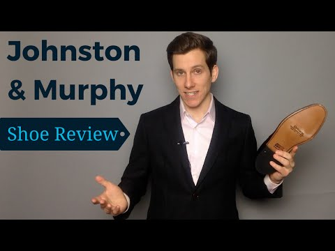 Are Johnston & Murphy Shoes Any Good?
