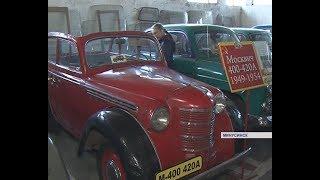 Коллекция ретро авто СССР - собирал 20 лет (Енисей Минусинск)