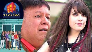 Capítulo 4: Alejandra vs bullying | Vecinos T4 - Distrito Comedia