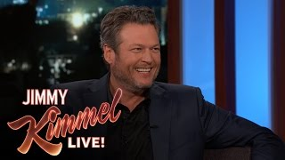 Blake Shelton Loves the Golden Girls