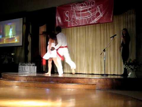 Cadence Dance Academy at the Toronto Salsa Festival