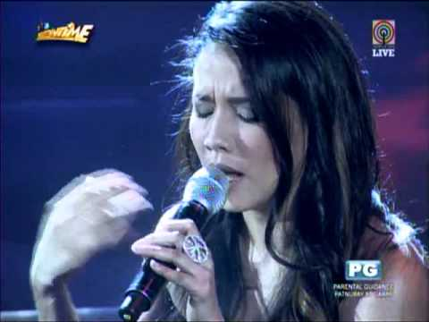 Karylle sings Philpop 2013 entry on 'It's Showtime'