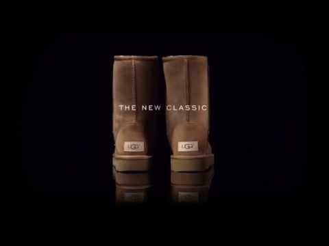 UGG introduces Classic II