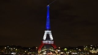 Nightcore-Je ne veux pas voir Paris Brûler-By KIM- #PrayForParis