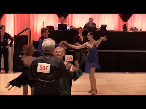 ALBUQUERQUE DANCESPORT JAM 2017 SALSA OPEN
