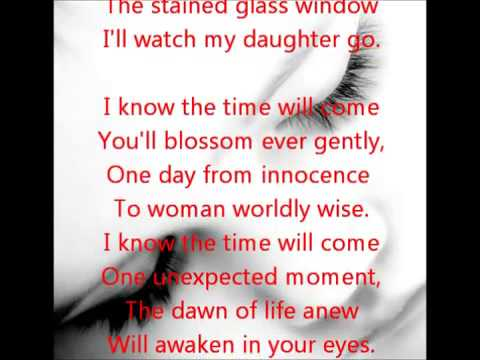 To my daughter charles aznavour